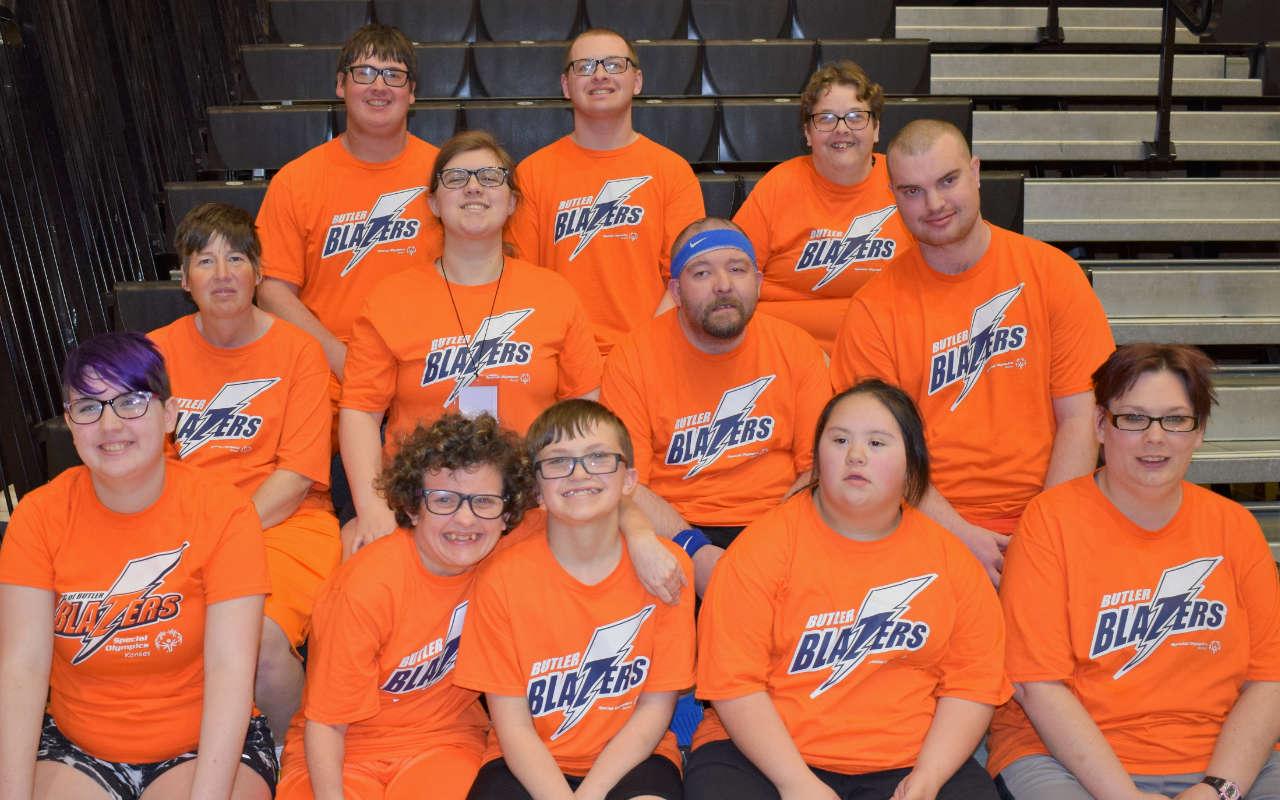 Special Olympics - Butler Blazers
