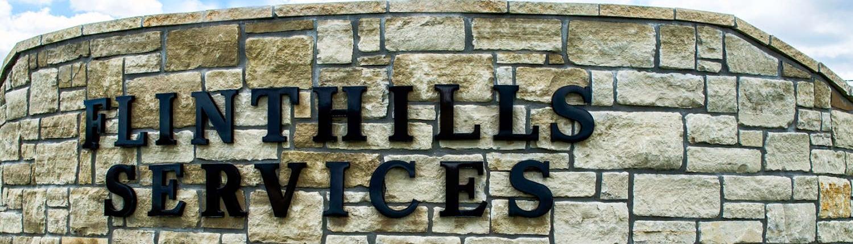 Flinthills Services Entrance