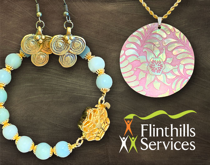 Flinthills Services Select Jewelry Samples